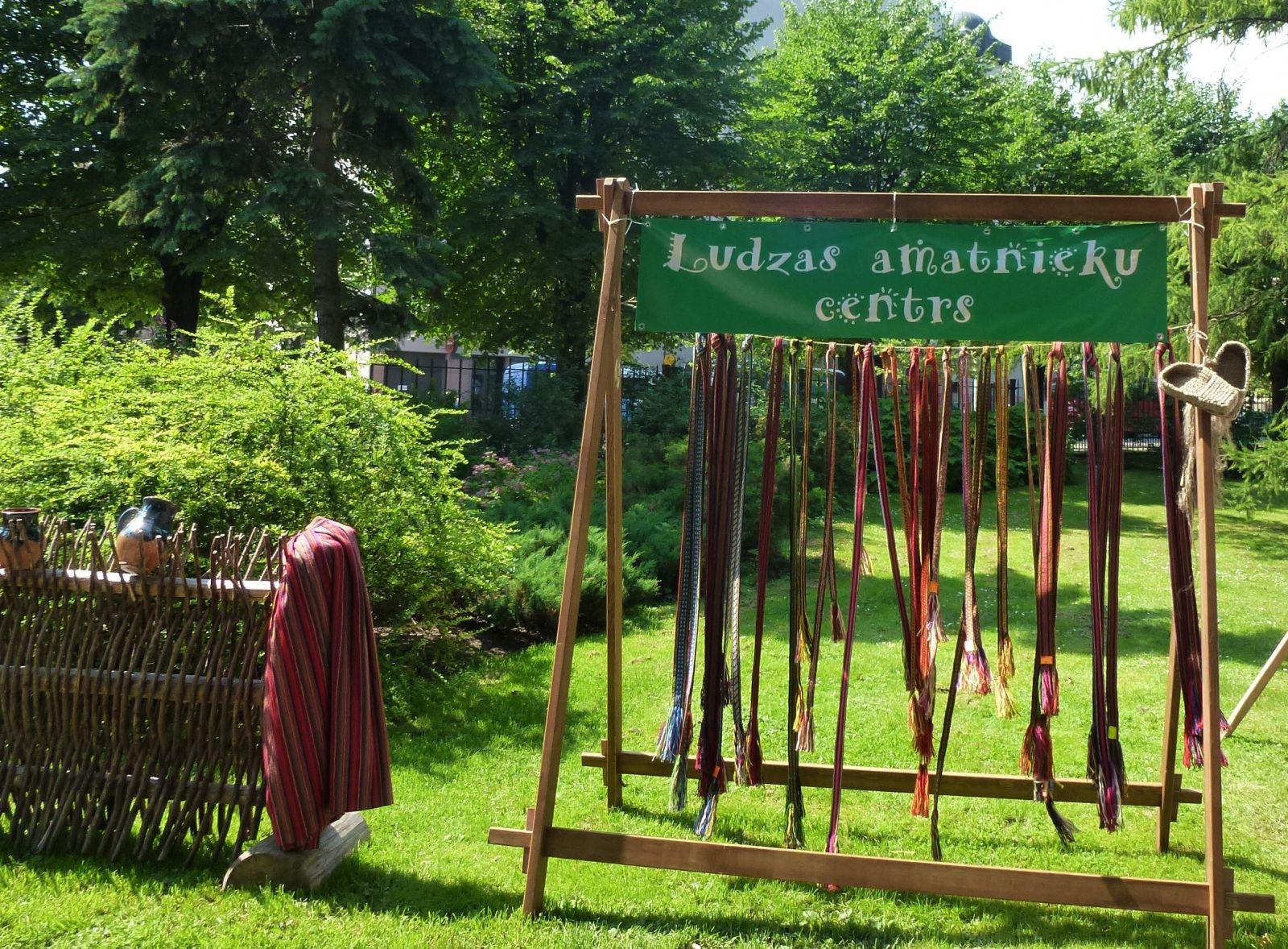 Festivāls Baltica 2012 Vērmanes dārzā