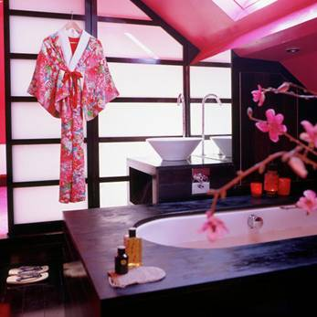 Mājas stils: vannas istaba