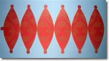 Как сделать китайский фонарь своими руками из бумаги 45